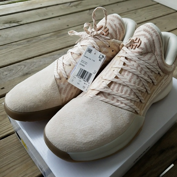 841a42a37ec James Harden Vol 1 Basketball Shoes Szs 12